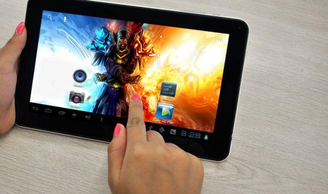 9'' IPS Quad Core tablet