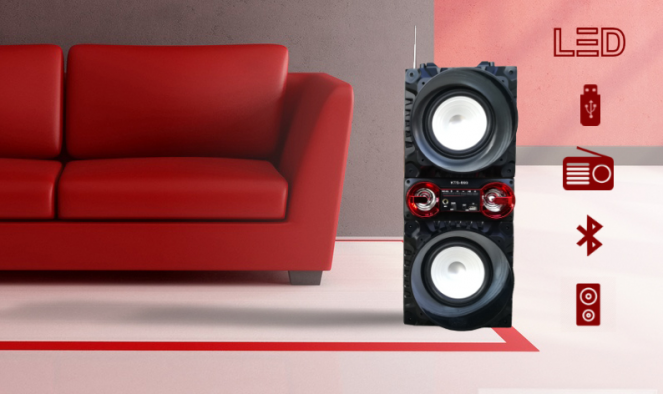 SoundMaster Pro hangfal
