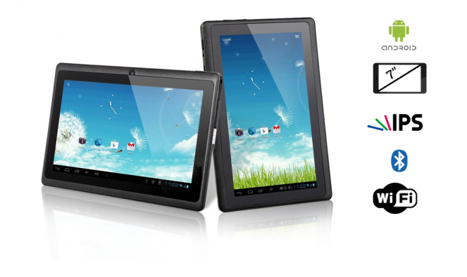 7'' IPS Quad Core tablet
