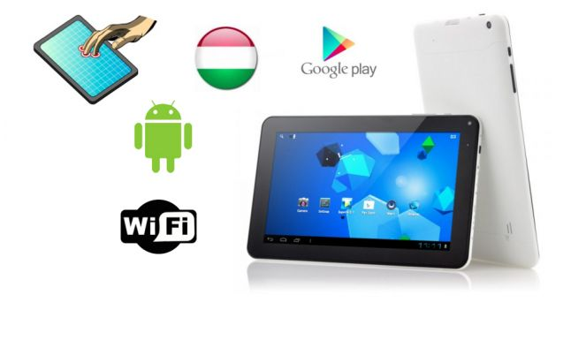 9'' Quad Core Android tablet
